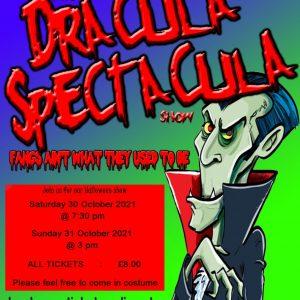 Dracula Spectacular Yap